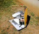 Cuiseur solaire CookPlus