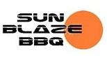 Sun Blaze BBQ logo, 11-6-13