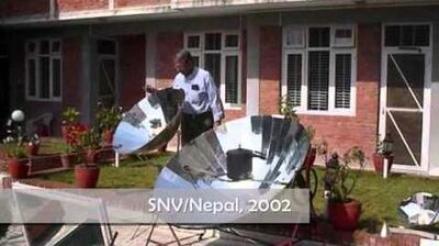 Solar Cooking Initiatives In Nepal (1995-2009)