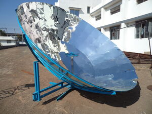10 sq mt solar basket