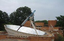 Auroville Solar Bowl 2