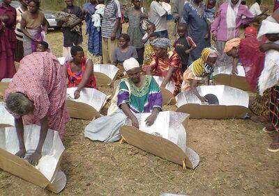 Biharwe village Uganda 2007