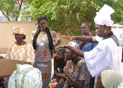 Association of Handicapped Women of Mali 2008