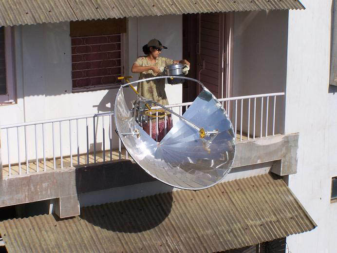 Balcony Solar Cooker Solar Cooking Fandom Powered By Wikia