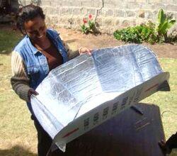 Solar Clutch Ethiopia 2009
