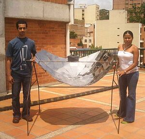 Mauricio Acero Olla Solar2