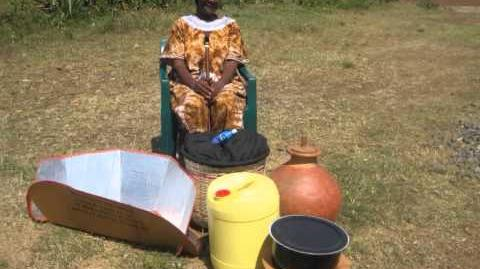 Solar Cookers & Safe Water 2013 Goals-1