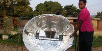 Vimini Solar Cooker