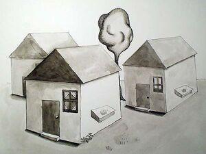 Wall-houses