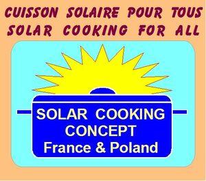 Logo Solar Cooking Concept - France & Poland