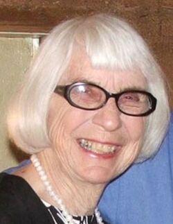 Barbara Knudson portrait