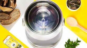 Solari - Smart Portable Solar Cooker