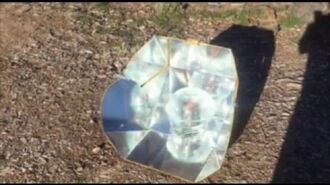 Solar Cooking the easy way