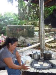 Clean Maya Cookstove