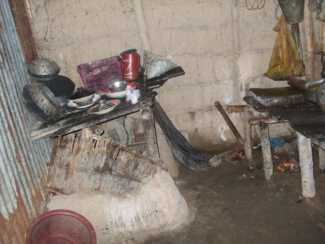 File:Bangladesh hut interior.jpg