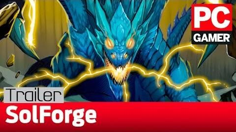 SolForge Digital CCG Trailer