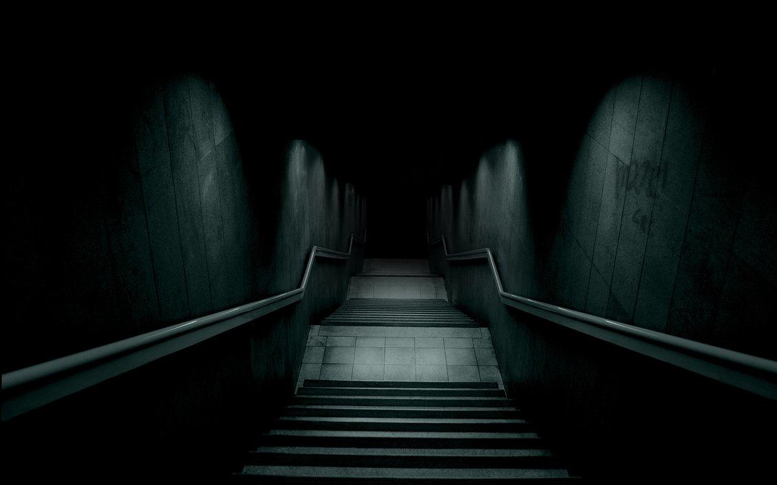 Scary hallway wallpaper for Hallway wallpaper