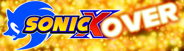 Sonic X Over logo