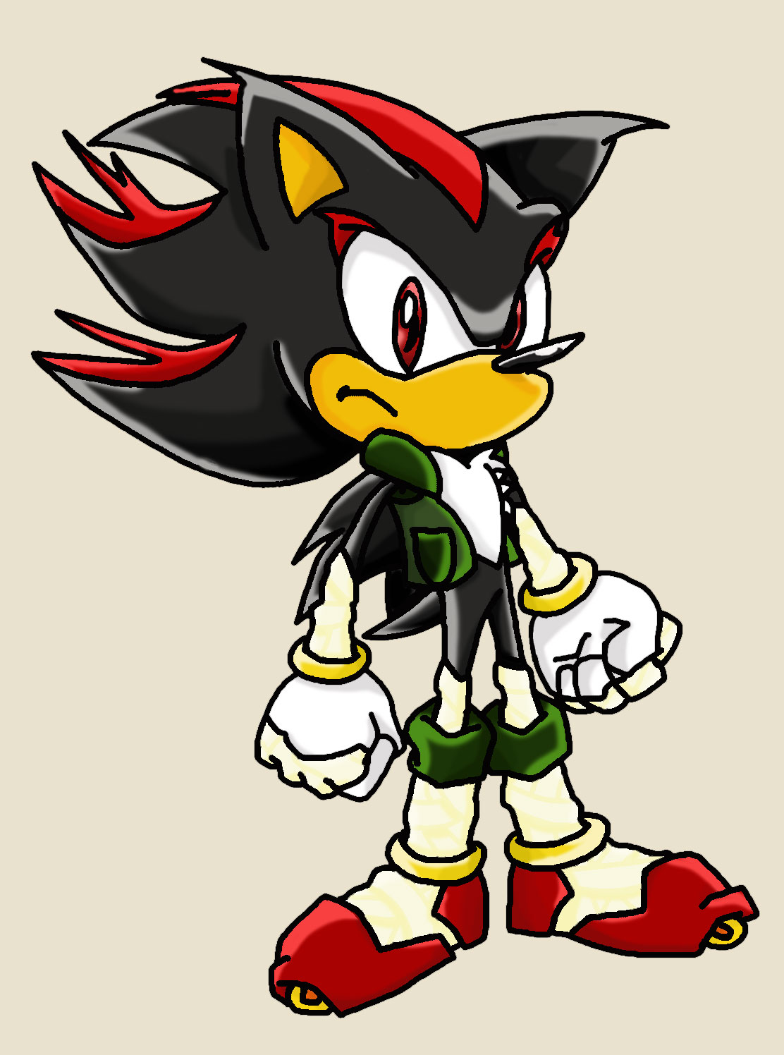 User blog daylight shadow a sonic boom design for shadow - Sonic boom shadow ...