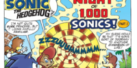 Archie Sonic the Hedgehog Issue 19