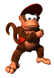 File:Diddy DK64 Sticker.png