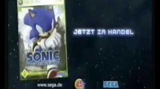 Sonic the Hedgehog 2006 TV Spot Deutsch