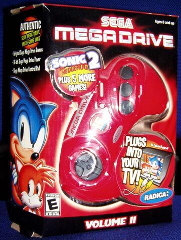 File:Sega Mega drive collection 2.jpg