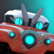 Burnbot icon (Sonic Dash 2)