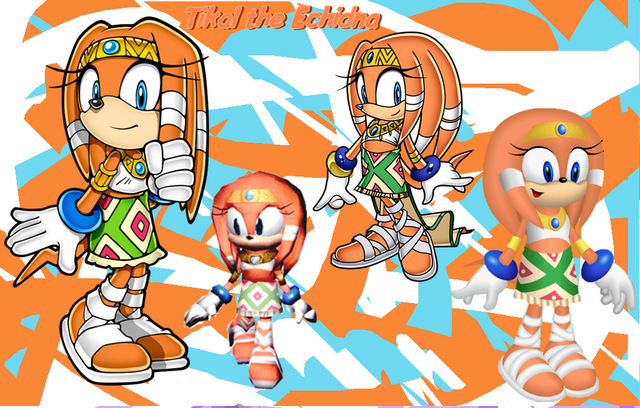 File:Tikal The Echidna Wallpaper.PNG