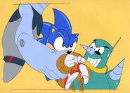 Sonic breakout cel