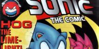 Sonic the Comic Issue 74