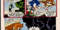 Archie Sonic the Hedgehog Issue 60