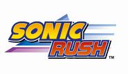 Sonic Rush Logo
