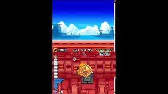 DesMuMe Sonic Rush Huge Crisis Act 2 - Blaze, 1080p 60FPS