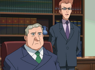 Ep11 President and 3rd assistant
