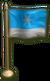 SU Holoska Miniature Flag