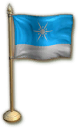 SU Holoska Miniature Flag