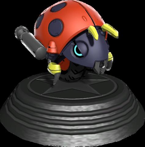 File:Sonic Generations Motobug Statue.png
