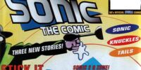 Sonic the Comic Issue 87