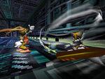 Sonic Riders - Cream - Level 2