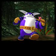 Sonic Adventure Credits (Big 08)