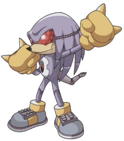Mecha Knuckles | Sonic News Network | Fandom powered by Wikia