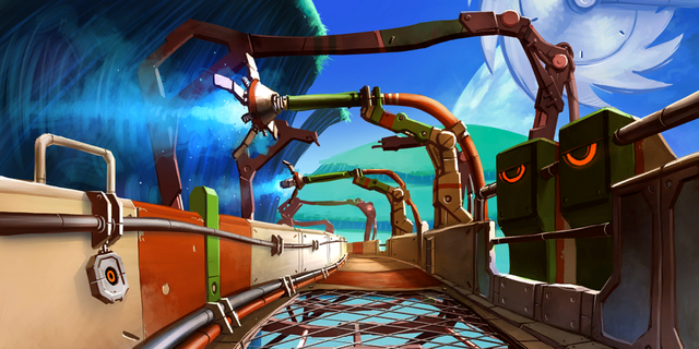 File:Concept artwork - Sonic Generations - Console - 078 - Planet Wisp.png
