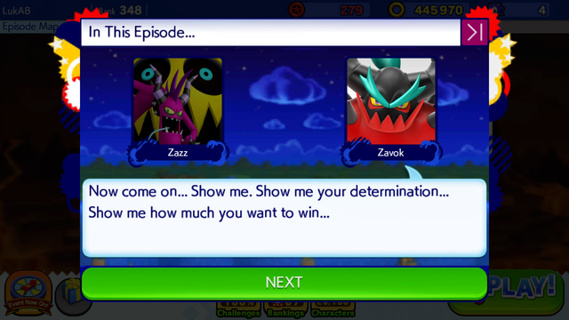 File:Sonic Runners Zazz Raid event Zavok Cutscene (10).png