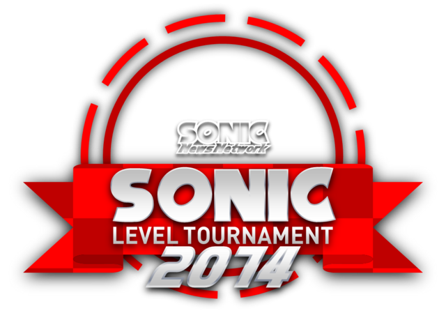 File:Sonic Level Tournament 2014 Logo by SonicDude 2013.png