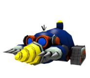 Mole model