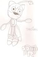 Tails Doll HYRO