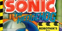 Sonic the Hedgehog: Robotnik's Oil