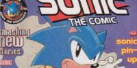 Sonic the Comic Issue 113