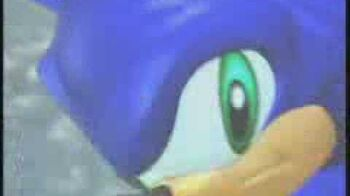 Japanese Sonic Adventure commercial (Dr